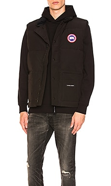 Freestyle Crew Vest Canada Goose $450 BEST SELLER