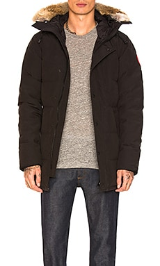 Carson Parka with Coyote Fur Trim