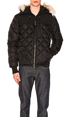 Pritchard Coat With Coyote Fur Trim Canada Goose $1,125