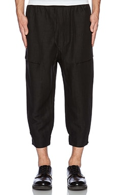 CHAPTER Simon Pant in Black Linen
