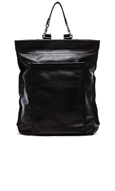 CHAPTER x Stephen Kenn Hugo Backpack in Black