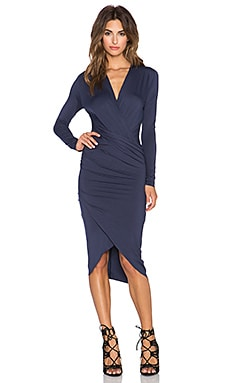 CHARLI Cassie Dress in Navy