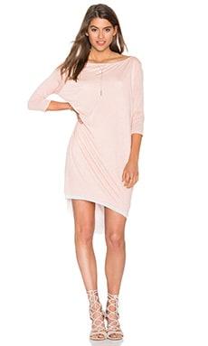 CHARLI Terris Dress in Rose Pink & Cloud