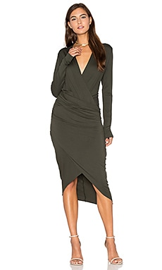 Cassie Dress in Khaki