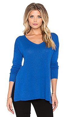 CHARLI Calais Sweater in Electric Blue