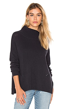 Roxanne Mock Neck Sweater