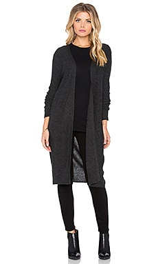 CHARLI California Cardigan in Charcoal