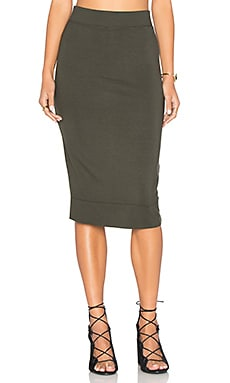 Palermo Skirt in Khaki