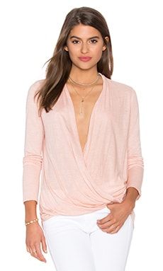 Adaline Top in Rose Pink