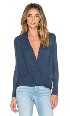 CHARLI Adine Top in Blue