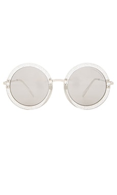 Cheap Monday Fuller Sunglasses in Crystal Glitter