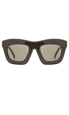 Cheap Monday Glam Sunglasses in Black