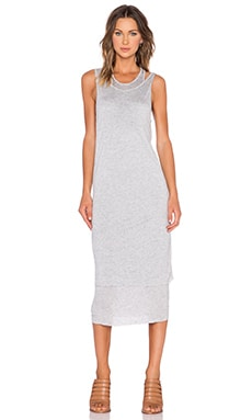 Cheap Monday Twin Dress in Pre Grey Melange