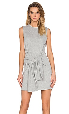 Cheap Monday Implode Dress in Grey Melange