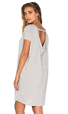 Cheap Monday Poison Dress in Grey Melange
