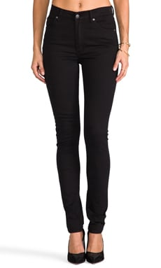 Cheap Monday Second Skin in Very Stretch Black