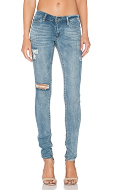 Cheap Monday Slim in Worn Blue