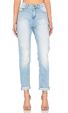 Cheap Monday Donna Crop in Air Blue