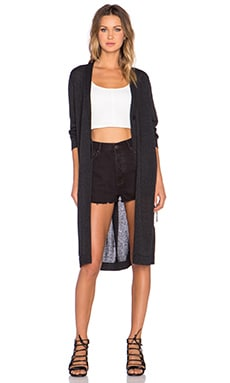Cheap Monday Slouch Cardigan in Black