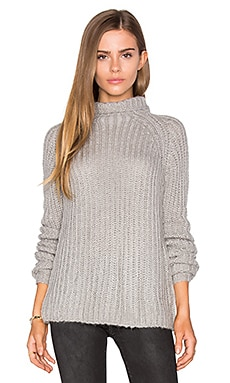 Haze Sweater in Grey Melange