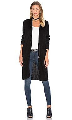 Hook Cardigan in Black