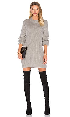Hold Sweater in Grey Melange