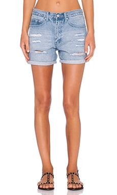 Cheap Monday Thrift Short in Blue