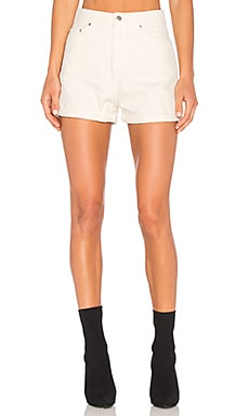 Donna Shorts in Summer White