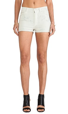 Cheap Monday Short Skin in Dirty White