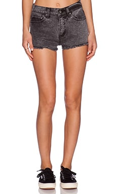 Cheap Monday Ease Short in Black Format