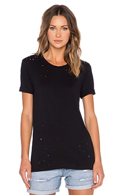Cheap Monday Break Tee in Black