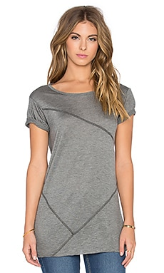 Cheap Monday Trim Top in Grey Melange