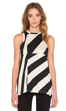 Cheap Monday Lucid Tank in Dia Stripe