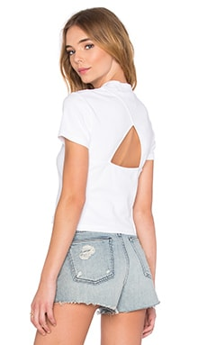 Cheap Monday Cosmic Tee in White