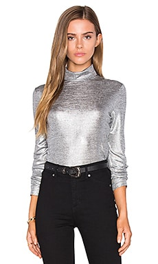 Rock Top in Silver