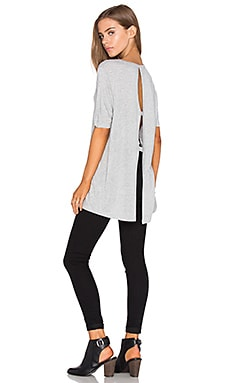 Cheap Monday Radiance Tee in Grey Melange