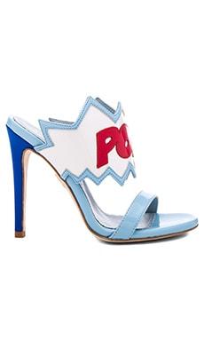 Patent Pow Heel