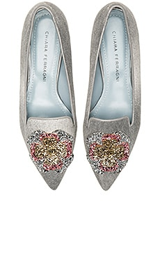 Pointed Slipper en Gris