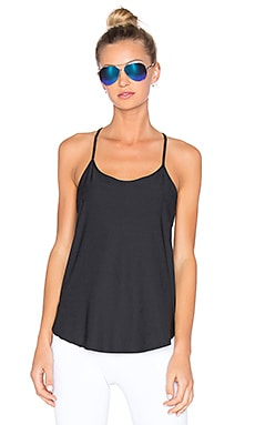 CHICHI Marni Mesh Tank in Black