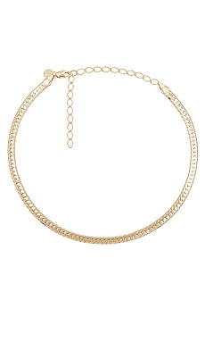 COLLIER SICILY HERRINGBONE Child of Wild $78