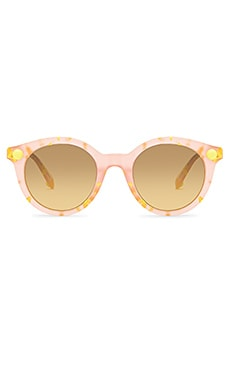Round Cat Eye Acetate Christopher Kane $139