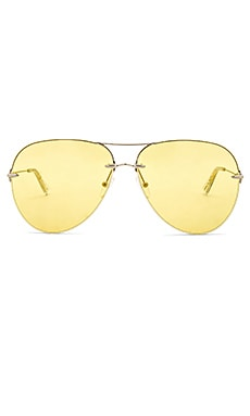 Aviator Metal Christopher Kane $196