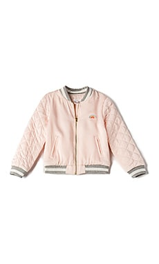 Kids Soft Teddy Bomber