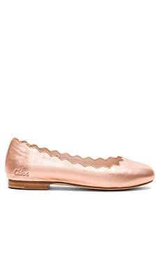 Kids Iconic Ballerina Flats
