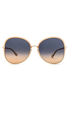 FRANKY OVERSIZE BUTTERFLY 선글라스 Chloe $415