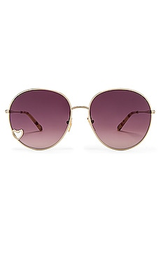 Aimee Round Mirrored Gradient Chloe $390