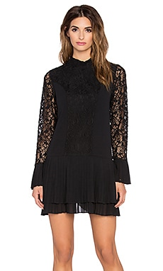 Chloe Oliver Daring Diva Dress in Black