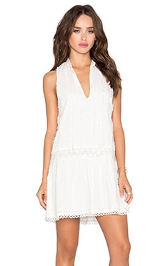 Chloe Oliver Sweet Tea Dress in Ivory