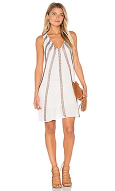 Sierra Dress in Ivory