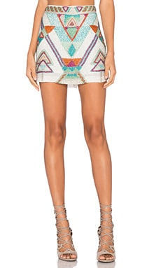 Chloe Oliver The Ventana Mini In White Multi